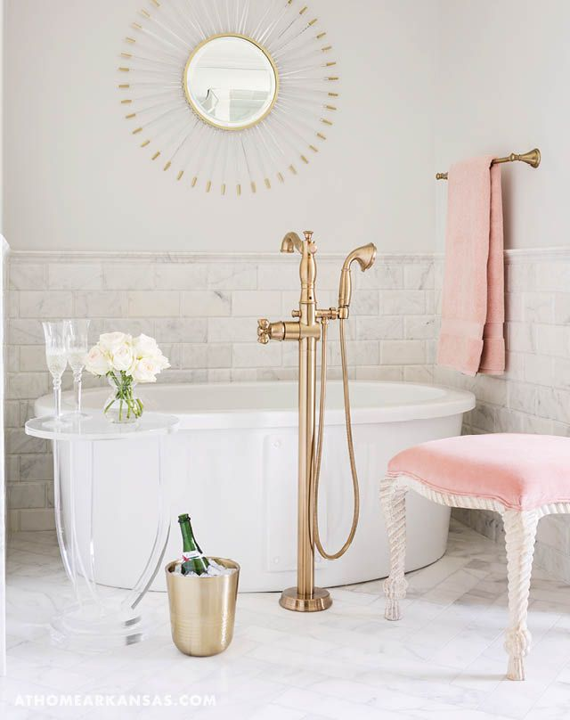 17 Best Ideas About Gold Bathroom Accessories On Pinterest