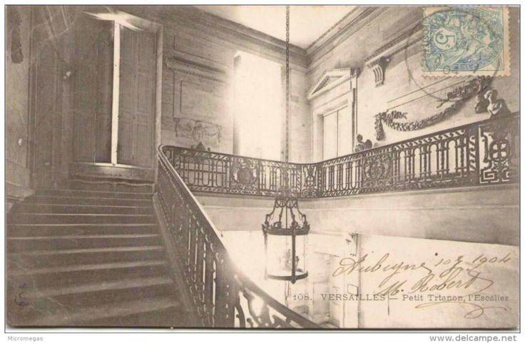Photos anciennes du domaine du Petit Trianon - Page 2