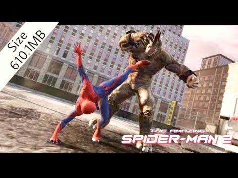 The Amazing Spiderman 2 Offline Apk+Data  So For Download