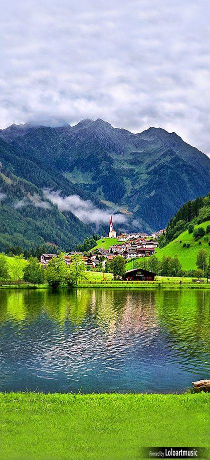 Selva dei Molini, South Tyrol,