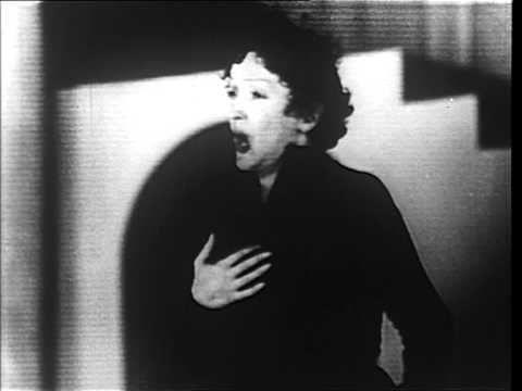 Edith Piaf - La vie en rose (Officiel) [Live Version]
