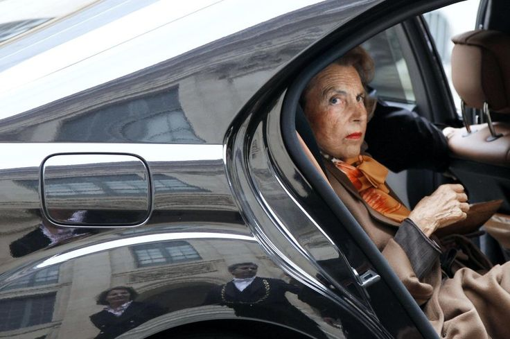 Liliane Bettencourt MERCEDES