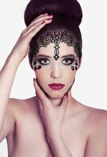 Photo: Jarosław Antoniak Model : Beata Retouche: Michał Wargin Make-up & hair : Agnieszka Kwiatkowska