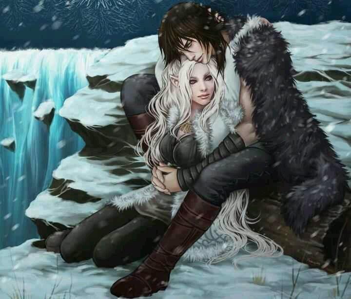Elven couple                                                                                                                                                                                 More