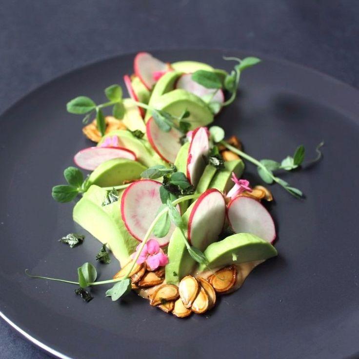 Avocado Salad @plantlabculinary