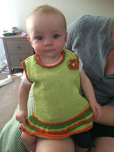 Ravelry: suespe's Not a shrinking violet in this one