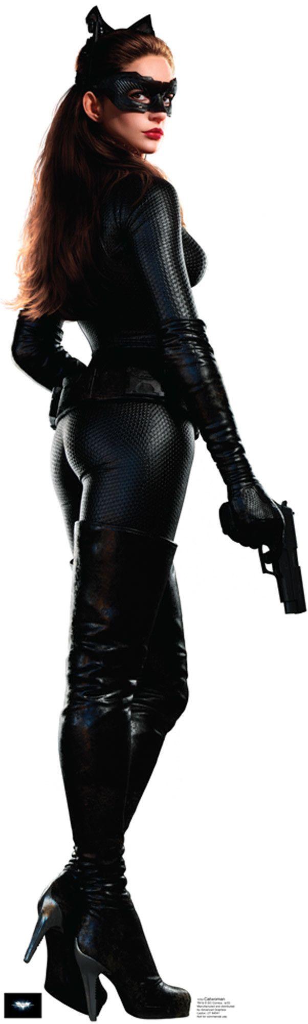 Batman Dark Knight Rises Catwoman Cardboard Stand-Up