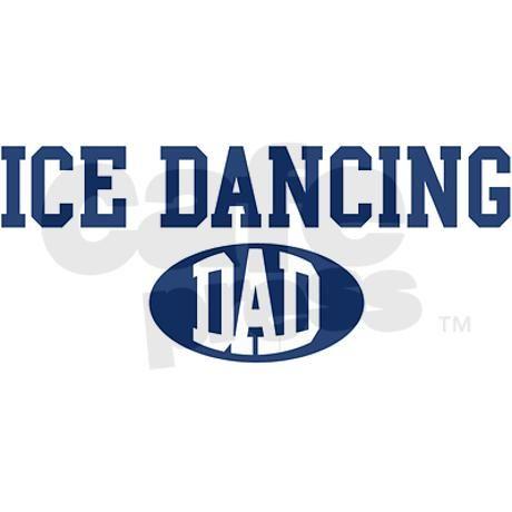 dance dad bumper sticker: dance dad bumper sticker