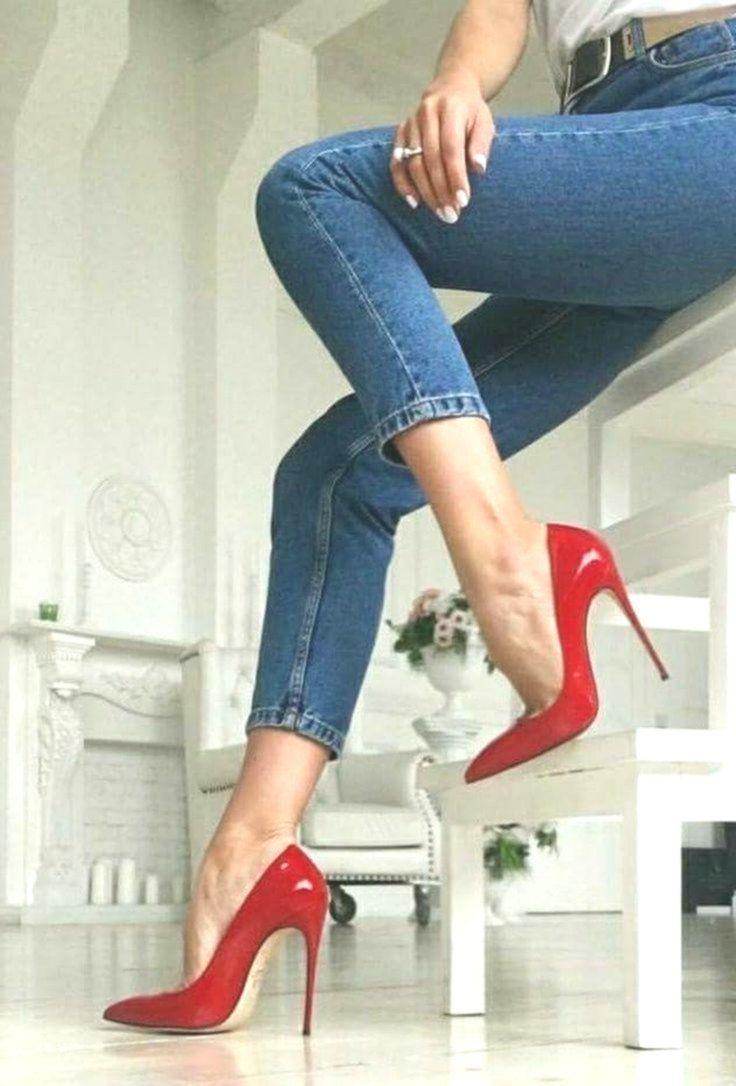 Frauen in high heels fotos