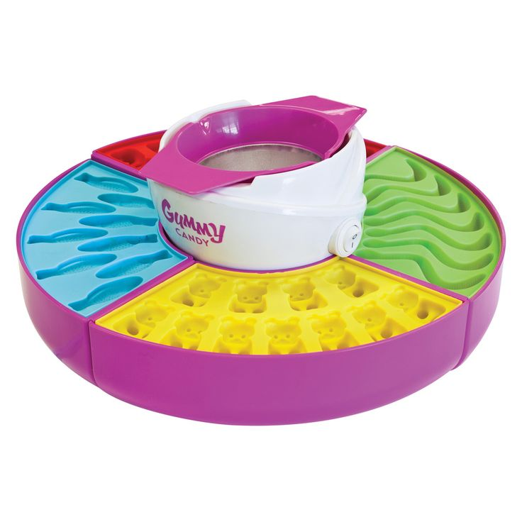 Nostalgia Electrics Gummy Candy Maker   Overstock.com Shopping - The Best Deals on Specialty Appliances