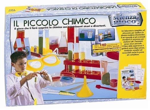 Il piccolo chimico