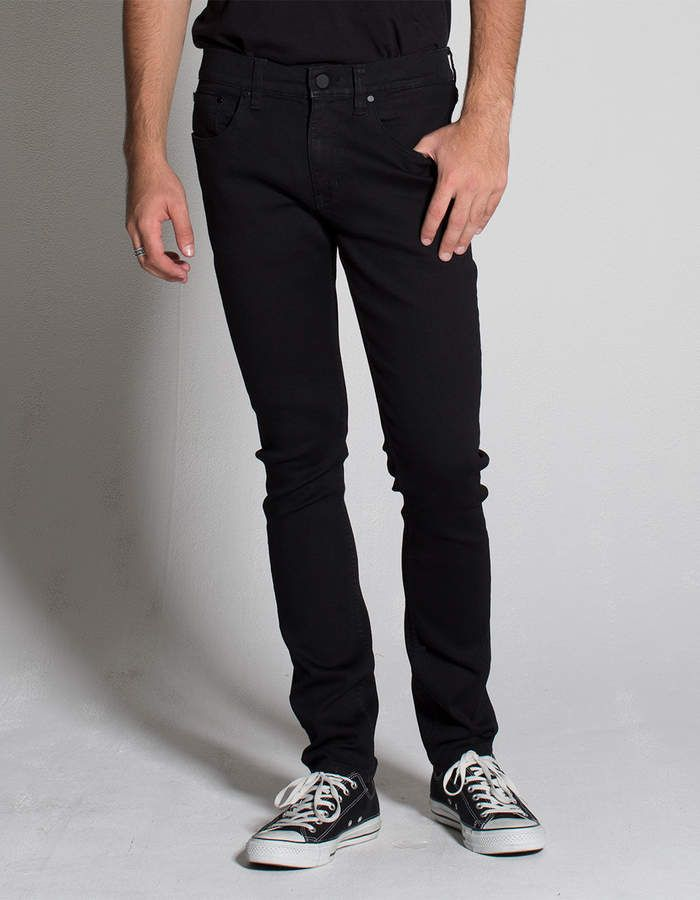 Rsq Tokyo Super Skinny Moto Boys Ripped Stretch Jeans