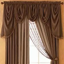 17 best images about cortinas y cenefas on pinterest for Como hacer cortinas para sala