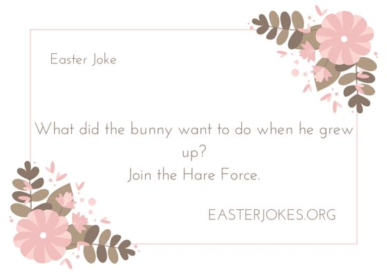 37 Best Images About Easter Jokes On Pinterest