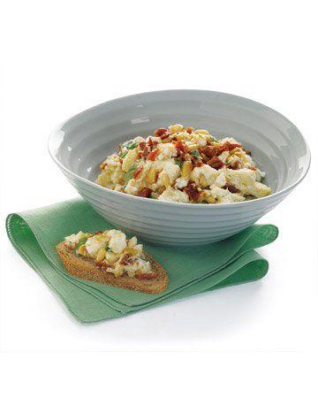 Sun-Dried Tomato and Artichoke Dip | Recipe | Pine ...