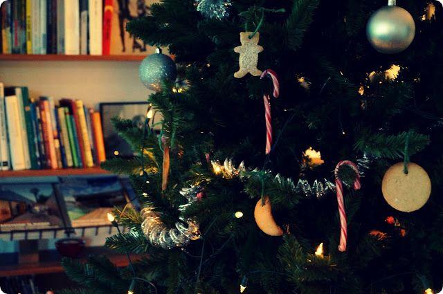Kerstboomkoekjes - Baked Louies