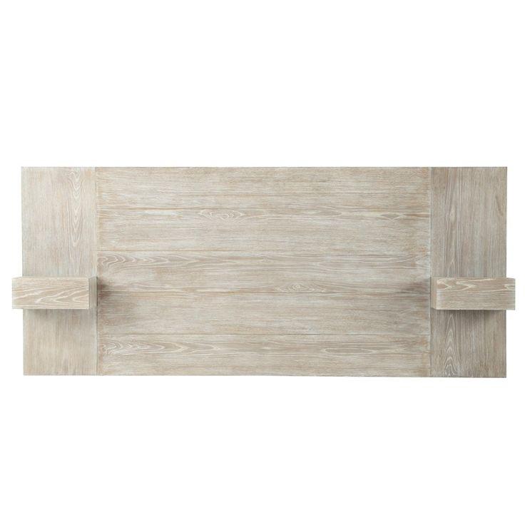 Testata da letto in legno L 140 cm