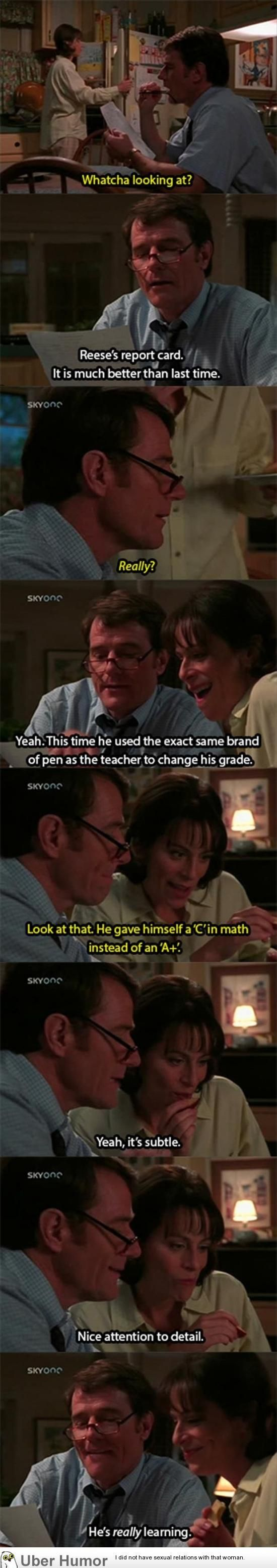 Haha Malcom in the MIddle