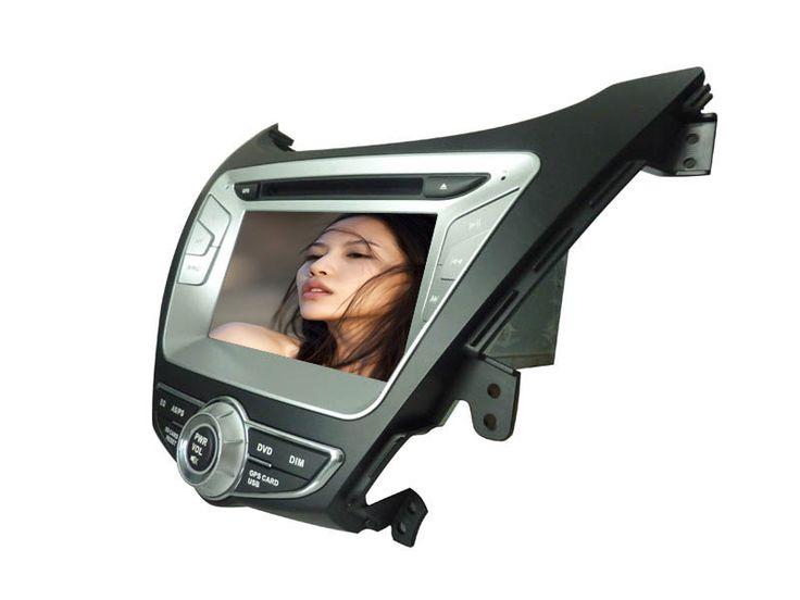 7 Inch OEM DVD Player with Bluetooth TV for Hyundai Elantra 2012