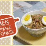 RAMEN, ricetta originale giapponese