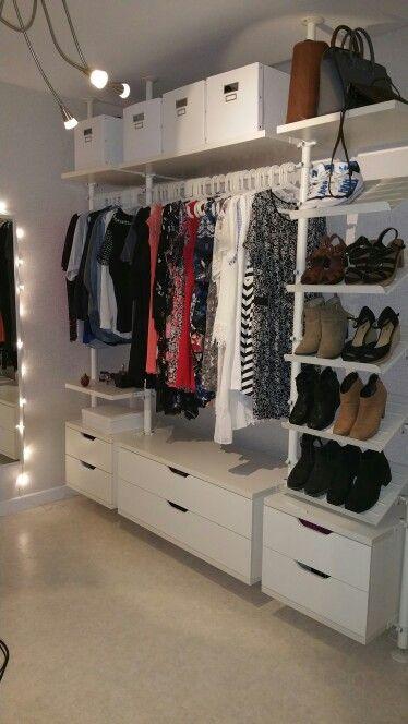 Ikea Wardrobe Stolmen
