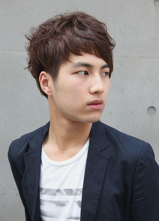 Korean Guys Hairstyles Asian Men Hairstyles 2014 Menhaircutideas