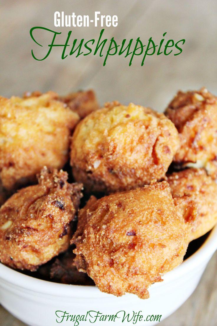 Perfect gluten-free hushpuppies (Gluten Free Recipes Thanksgiving)