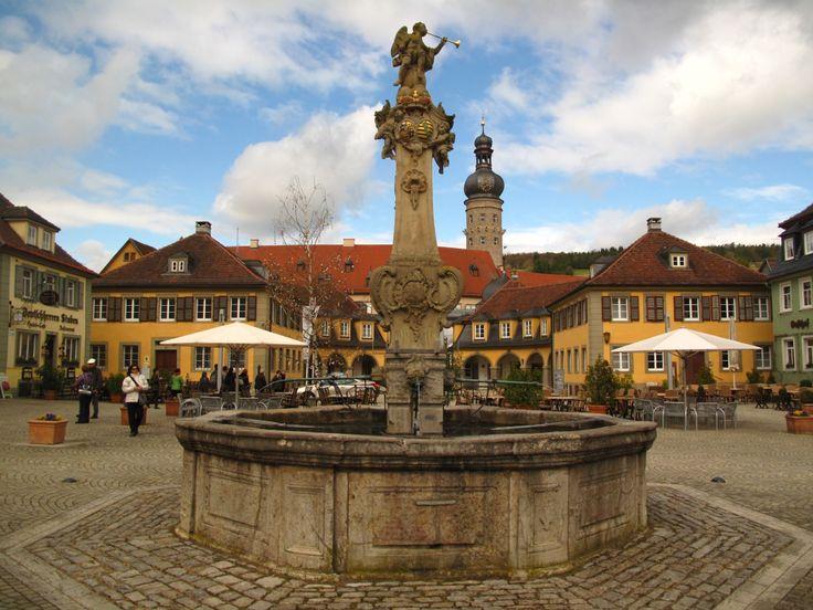 Weikersheim - Germany