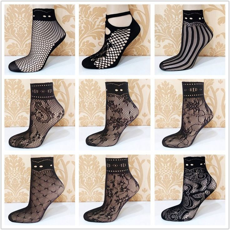 Price $2.27 2017 new fashion women lace sexy socks fishnet short socks different styles female hollow thin black cool socks Meias     Tag a friend who would love this!       Buy one here---> http://www.fashiondare.com/2017-new-fashion-women-lace-sexy-socks-fishnet-short-socks-different-styles-female-hollow-thin-black-cool-socks-meias/
