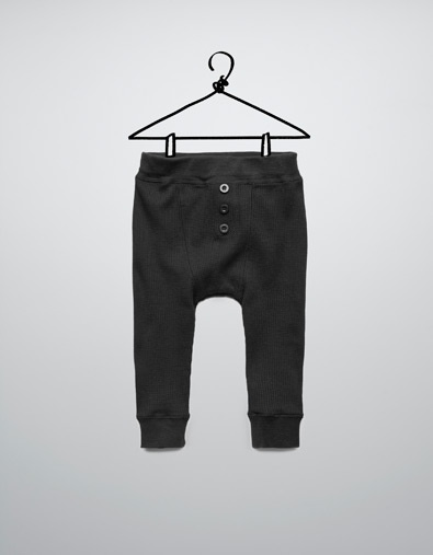 velour trousers - Jogging - Baby boy (3-36 months) - Kids - ZARA