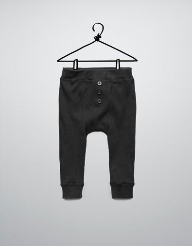 velour trousers - Jogging - Baby boy (3-36 months) - Kids - ZARA