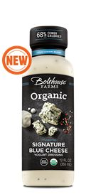 Bolthouse Farms Organic Signature Blue Cheese Yogurt Dressing