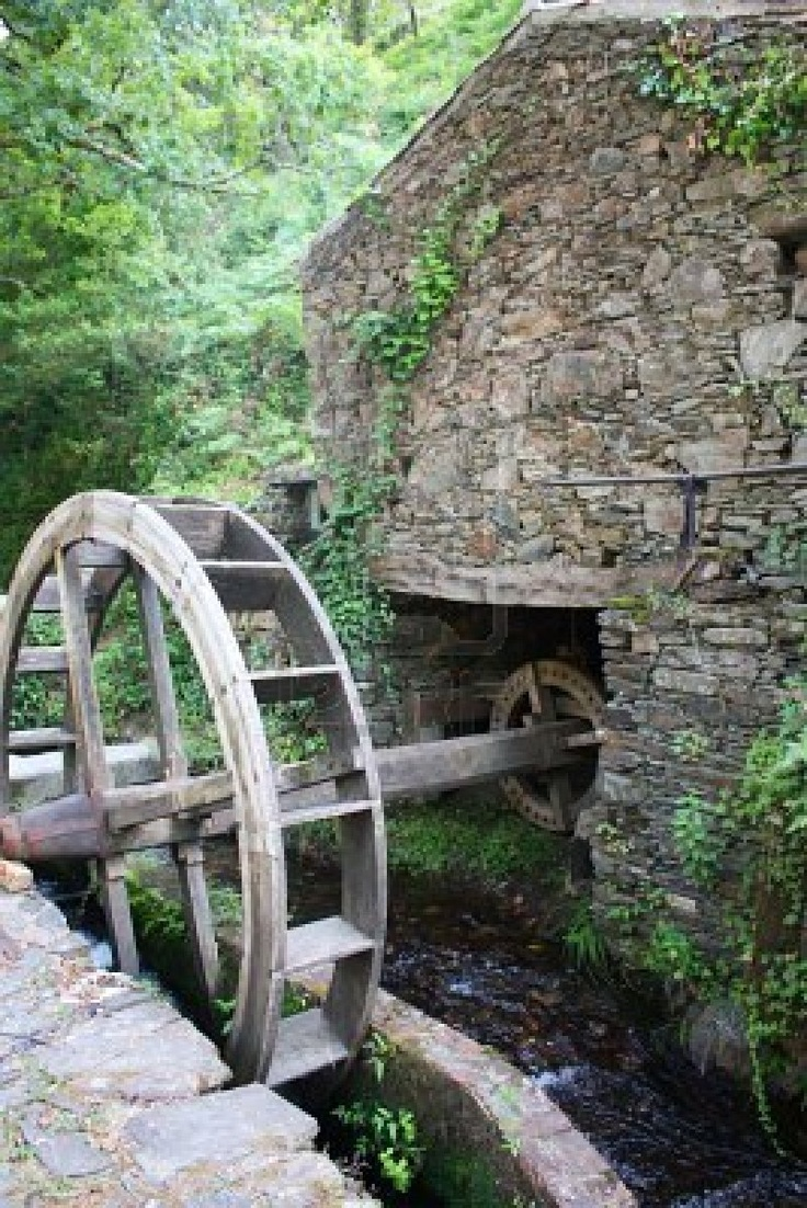 115 Best Watermills Images On Pinterest Water Mill
