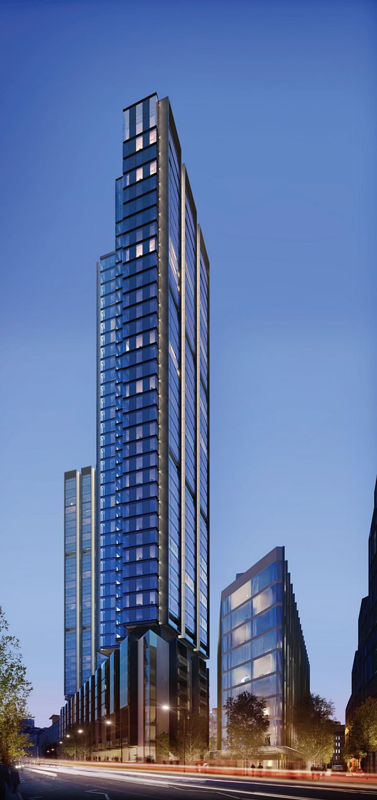 Foster + Partners - 250 City Road, London