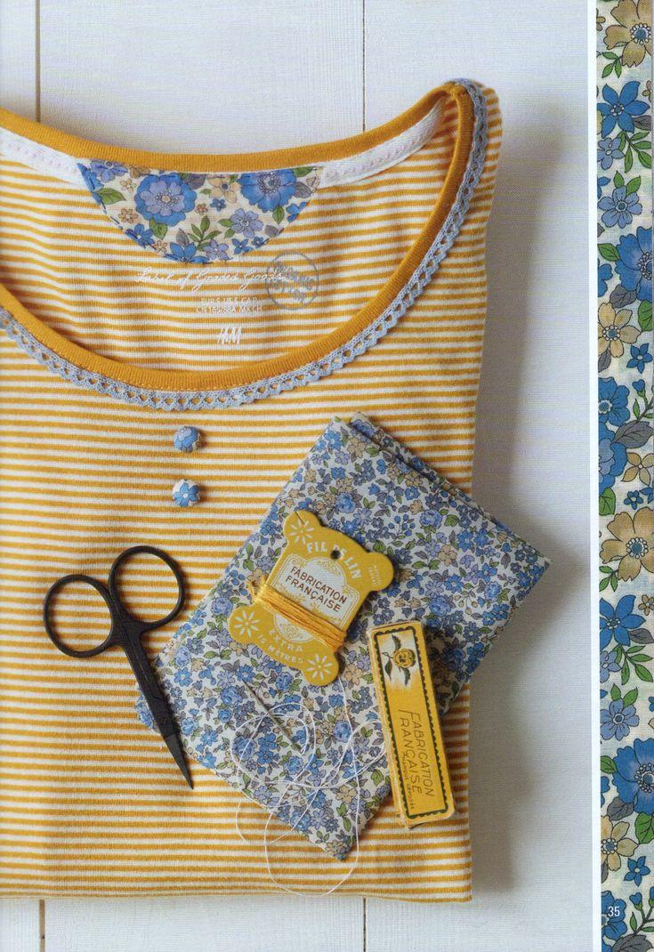 Customisation couture, le livre Frou-Frou de Lise Meunier aux éditions Marie Claire