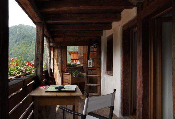 Appartamento su due piani al piano terra con entrata for Idee piano appartamento