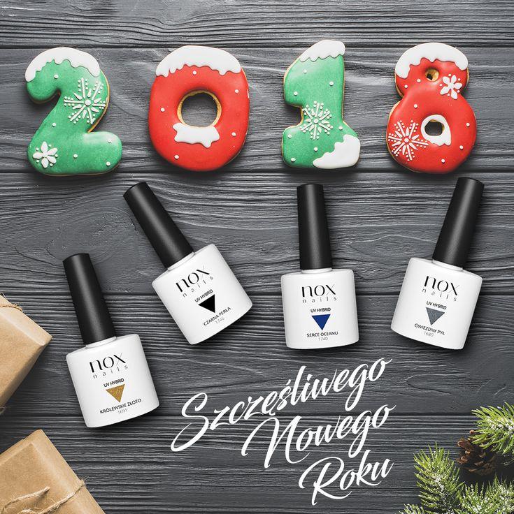 Kochani, wielkimi krokami zbliża się koniec 2017 roku, a tym samym powitamy nowy, 2018 🎉🎉. W nadchodzącym roku, chcielibyśmy Wam życzyć wytrwałości, samych sukcesów, oraz przede wszystkim czerpania radości z życia. Pokolorujmy wspólnie świat! 🎈🎈