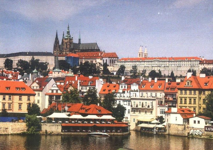 from Prague