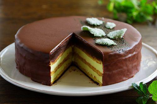 """Шоколадно-мятная """"Опера"""" от Кристофа Мишалака...  - Люблю готовить."""
