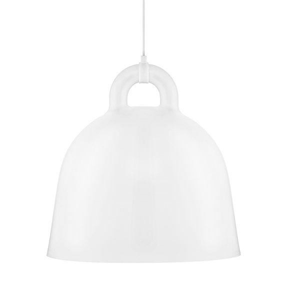 Normann Copenhagen Bell Lamp White Lighting Ideas