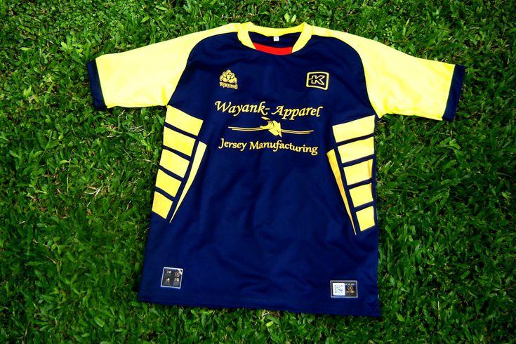 [Vendor Bandung] Bikin jersey LEBIH KEREN , LEBIH MURAH dengan{Wayank-Apparel Jersey}