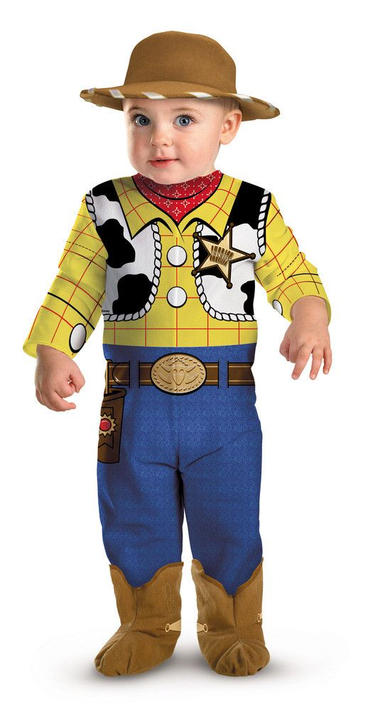 disney toy story woody infant costume - Toddler Jessie Halloween Costume