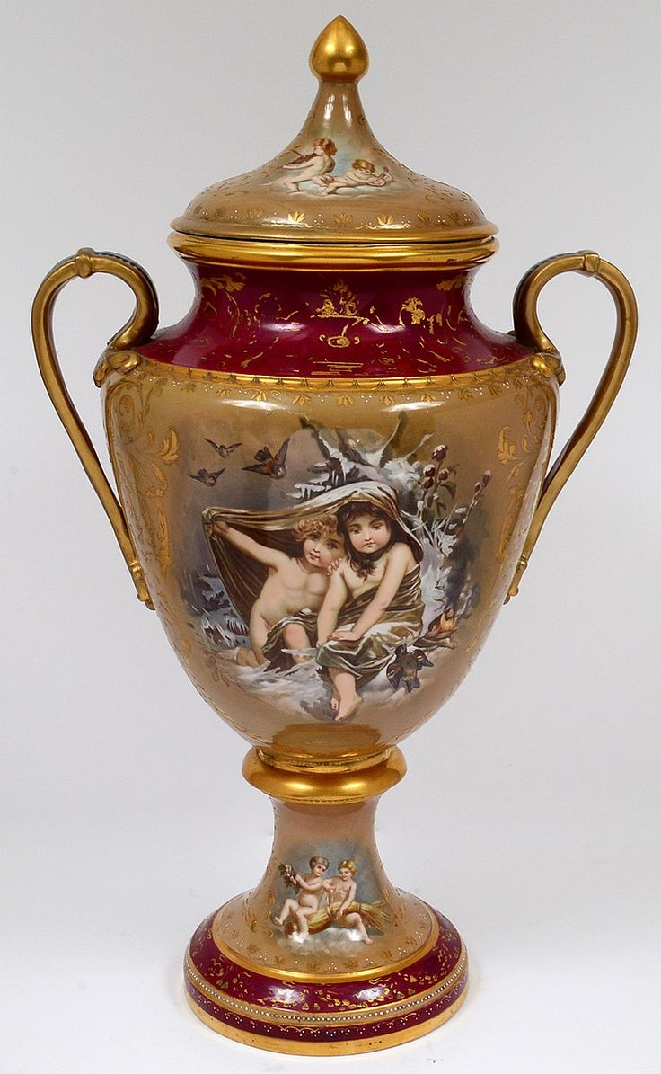 dating royal vienna porcelain Antique royal vienna porcelain vase & cover impressively sized, the hand painted panel with inscription ' the awakening of titania ' sort within panels.