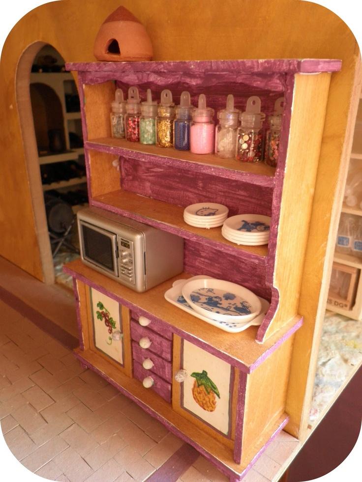 Las manos de Sca by Virginia Isabel: La casa de Hello Kitty nº1
