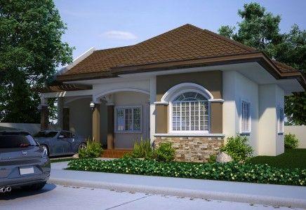 Classic modern house design