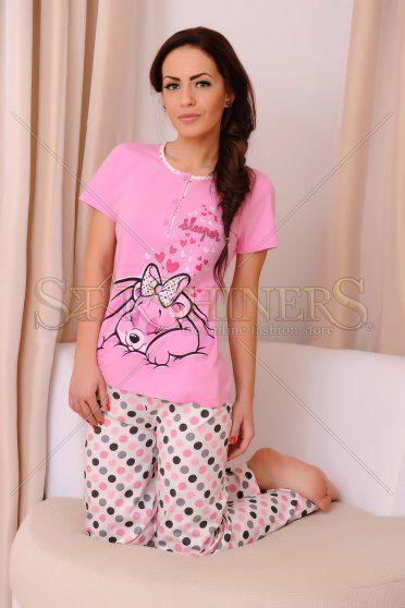 Pijama Good Night Pink
