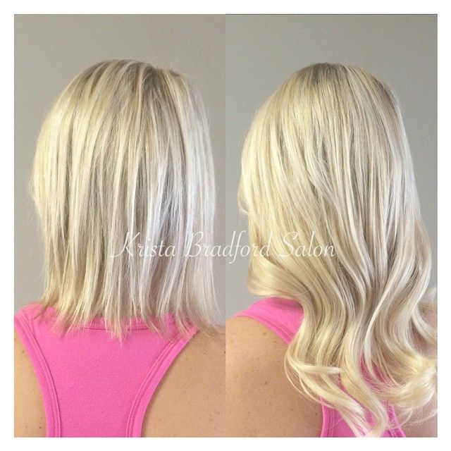 22 best hair extensions images on pinterest chicago hair salons hair extensions before after pmusecretfo Gallery
