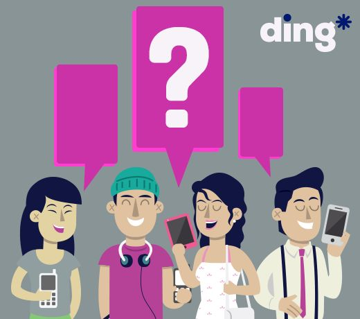 ‪#‎dingfact‬ - Did you know it only takes 3 simple steps to use ding* to send mobile top-up anywhere in the world? https://www.ding.com