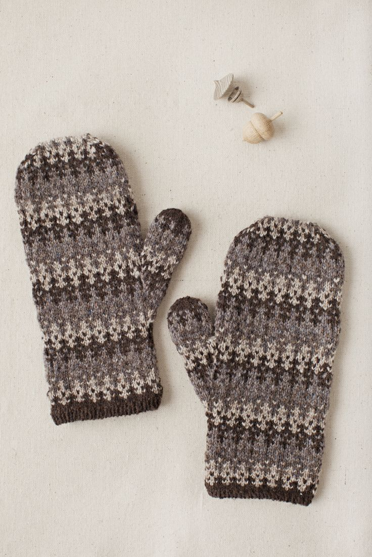 20 best Mittens and Gloves images on Pinterest | Brooklyn tweed ...