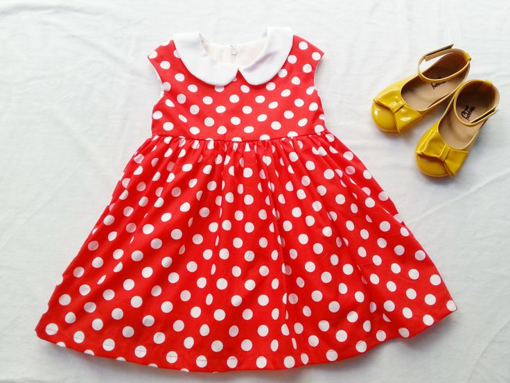 Minnie mouse dress, Minnie mouse costumes, Toddler girl dress, Baby girl dress, Girl minnie mouse dress, Minnie mouse birth day outfit. by Happy2sisters on Etsy https://www.etsy.com/listing/244639771/minnie-mouse-dress-minnie-mouse-costumes